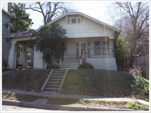 House before rehab